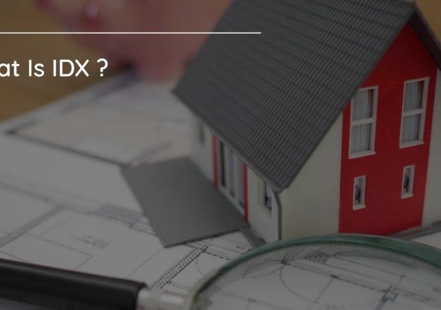 What is IDX ?